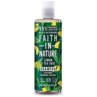Faith In Nature Faith In Nature Shampoo Tea Tree 400ml