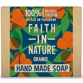 Faith In Nature Faith In Nature Soap Orange 100g