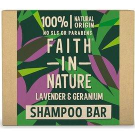 Faith In Nature Faith In Nature Shampoo Bar Lavender & Geranium 400ml