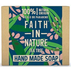 Faith In Nature Faith In Nature Soap Tea Tree 100g