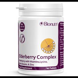 Bionutri Bionutri Elderberry Complex, 90 Capsules