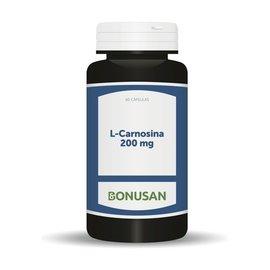 Bonusan Bonusan L-Carnosine 200 mg 60 caps