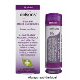 Nelsons Nelsons Arnica 30C Clikpack [84s]
