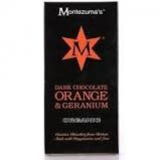 montezumas Montezumas Dark Chocolate Orange & Geranium