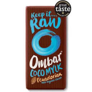 Ombar Ombar Coco Mylk 55% Cacao 35G