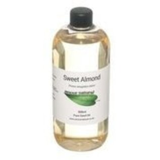 Amour Natural Amour Natural Essential Oils Sweet Almond Oil 500ml Not Organic