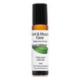 Amour Natural Joint & Muscle Ease Body & Bath oil, and roller ball refill 5% 100ml