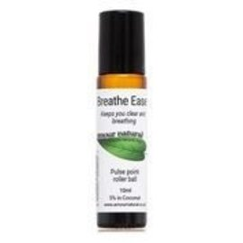 Amour Natural Breathe Ease Oil 10ml roller ball