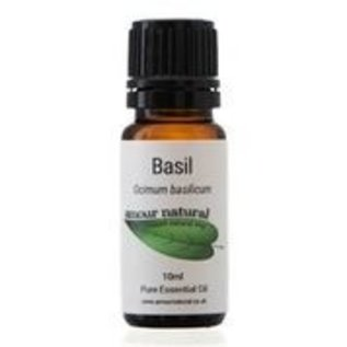 Amour Natural Amour Natural Basil Pure essential oil 10ml