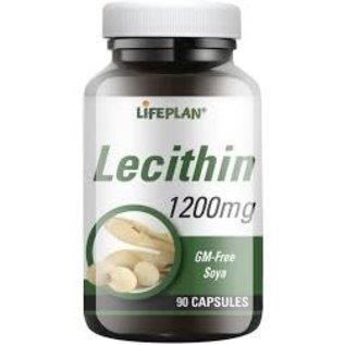 Lifeplan Lifeplan Lecithin 1200mg Capsules [90s]