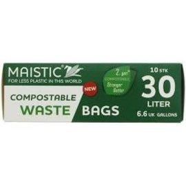 Maistic Bin Liner 30L - Compostable