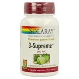 Solaray Indole 3 Supreme 200mg (30)