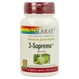 Solaray Indole 3 Supreme 200mg (30)