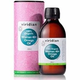 Viridian Viridian Organic Women 40+ Omega Oil