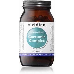 Viridian Viridian High Potency Curcumin Complex 90 caps