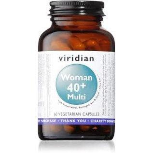 Viridian Viridian woman 40+ multi 60 caps