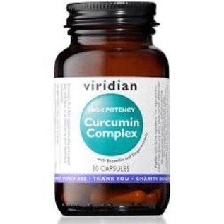Viridian Viridian High Potency Curcumin Complex 30 caps