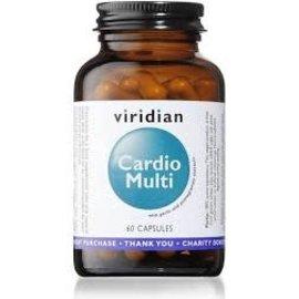Viridian Cardio Multi Veg Capsules (60)
