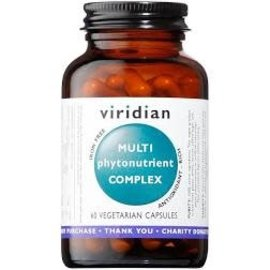 Viridian Multiphytonutrient Veg Capsules (60)