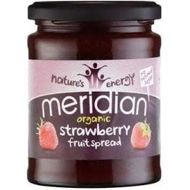 Meridian Meridian Organic Strawberry Fruit Spread 284g