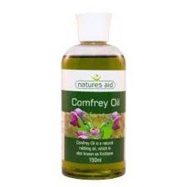 Natures Aid Comfrey Oil [150ml]