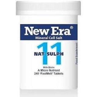 New Era New Era Combination 11 - nat sulph [240s]