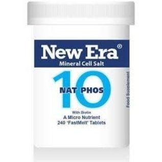 New Era New Era Combination 10 - nat phos [240s]