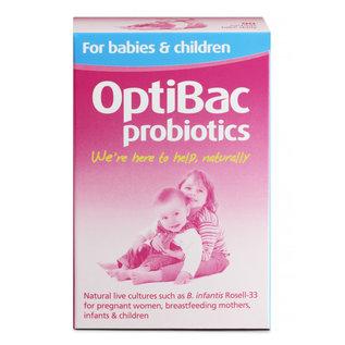 Optibac Optibac For Babies & Children 90's