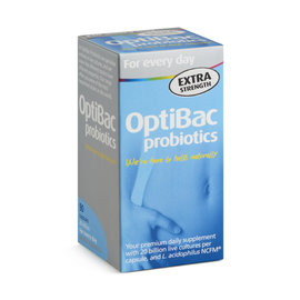 Optibac For Every Day Extra Strength 90's