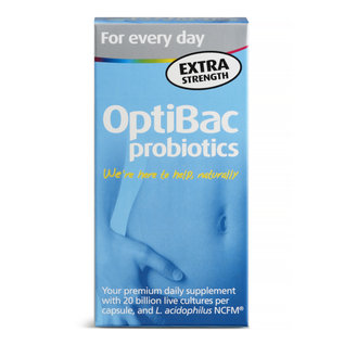 Optibac Optibac For Every Day Extra Strength 90's