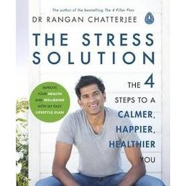 Penguin Life The Stress Solution By Dr. Rangan Chatterjee