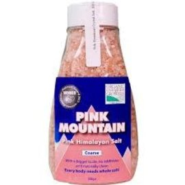 Pink Mountain Pink Himalayan Coarse Salt 300g