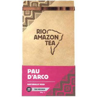 Rio Amazon Rio Trading Pau D'Arco (Lapacho) Teabags, 40 Bags