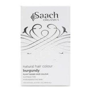 Saach Organics Saach Organics Hair Colour - Burgundy