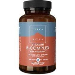 Terranova Terranova B-Complex W/Vitamin C 100's