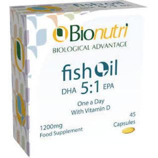 Bionutri Bionutri Fish OIl DHA 5:1 EPA