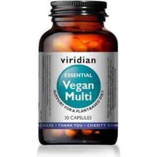 Viridian Viridian Vegan Multi 30 caps