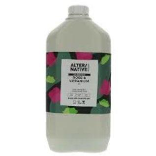 Alter/Native By Suma Alter/native Rose & Geranium Shampoo 5l