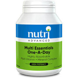 Nutri Advanced Nutri Advanced Multi Essentials One-A-Day 60's