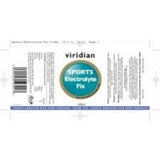 Viridian Viridian Sports Electrolyte 100ml