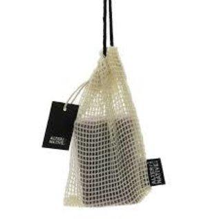 Alter/Native By Suma Alternative organic soap bag