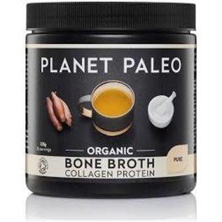 Planet Paleo Planet Paleo Organic Bone Broth Collagen Protein Pure 225g