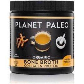 Planet Paleo Planet Paleo Organic Bone Broth Collagen Protein Golden Turmeric