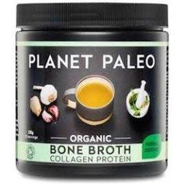 Planet Paleo Planet Paleo Organic Bone Broth Collagen Protein Herbal Defence 225g