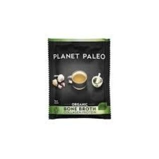 Planet Paleo Organic Bone Broth Collagen Protein Herbal Defence 9g sachet