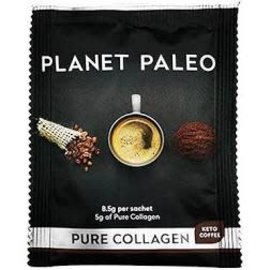Planet Paleo Planet Paleo Pure Collagen Keto Coffee 8.5g sachet