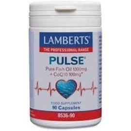 Lamberts Pulse Pure Fish Oil 1300MG +CoQ10 100MG
