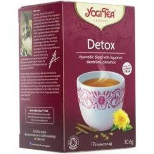 Yogi Tea Yogi Tea Detox (17 bags)