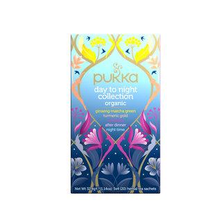 Pukka Tea Pukka Day to Night Collection Tea