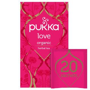 Pukka Pukka Love Organic tea